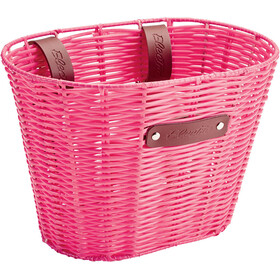 Electra Woven Bike Basket Small pink